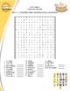 SPANISH: PRESENT TENSE/ PRESENTE (6 WORD SEARCH)