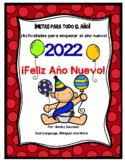 !Feliz Año Nuevo! SPANISH Packet (2018)