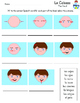 SPANISH: Parts of the Face Vocabulary