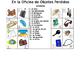 SPANISH - Picture Match - En la Oficina de objetos perdidos(lost property)