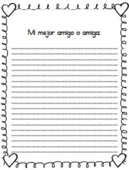 SPANISH Poem Complete-Escritoras NO PREP!