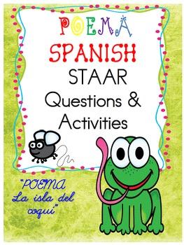 "SPANISH Poem-""La isla del  coqui""-NO PREP"