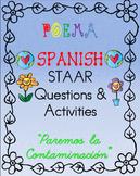 SPANISH Poem:  Paremos la contaminación completo-NO PREP Needed