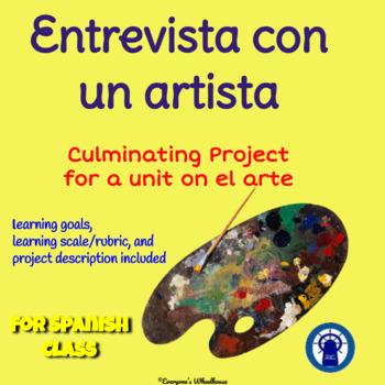 SPANISH Project: El Arte