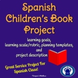 SPANISH Project: Original Children's Book