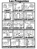 A~SPANISH~E~QUESTION VISUALS KIT