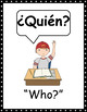 """SPANISH """"Question Words"""" POSTERS"""