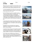 SPANISH READING: CIUDADES DE ESPAÑA: BILBAO