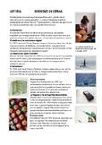 SPANISH READING: INVENTOS ESPAÑOLES /SPANISH INVENTIONS