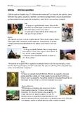 SPANISH READING: MASCOTAS