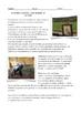 SPANISH READING: PARQUE DE LA NATURALEZA