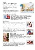 SPANISH READING: REGALOS DE NAVIDAD
