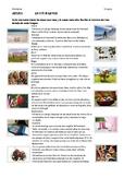SPANISH READING: UN AÑO DE MI VIDA