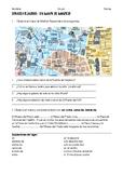 SPANISH READING: UN MAPA DE MADRID