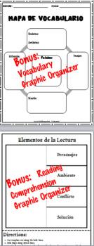 SPANISH - Reading Comprehension Short Stories - Comprensión de Lectura BUNDLE
