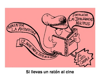 SPANISH Reading unit: Si Llevas Un Raton Al Cine
