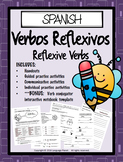 SPANISH - Reflexive Verbs Guided Practice and Activities -