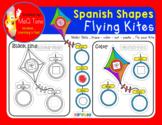 SPANISH SHAPES FLYING KITES