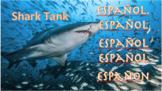 SPANISH-SHARK TANK-EDITABLE-DISTANT LEARNING SUBJUNCTIVE/PRETERITE/IMPERATIVE
