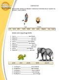 SPANISH: SUPERLATIVES AND COMPARATIVES