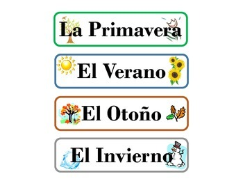 SPANISH Safari Weather Chart! SPANISH Safari Theme! SPANISH Safari Bulletin!