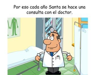 SPANISH Santa's Too Fat