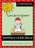 "SPANISH ""School Days"" *NO PREP BUNDLE"