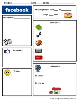 "SPANISH ""Social Media Frenzy!"""