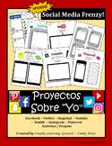 "DISTANCE LEARNING SPANISH ""Social Media Frenzy!"""