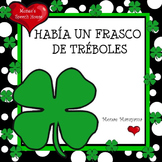 SPANISH St. Patrick's Day Clover: ESL/ELL