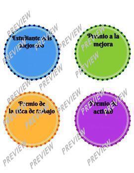 SPANISH Student Success Bulletin Board Tools