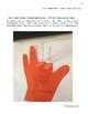 SPANISH Subject Pronouns Handprint Activity, Vocabulary  Bilingual ESL