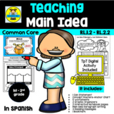 SPANISH TEACHING MAIN IDEA