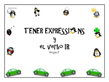 SPANISH TENER EXPRESSIONS