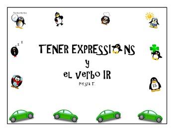 SPANISH TENER EXPRESSIONS