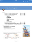 SPANISH: TRAVEL UNIT WITH HEALTH EMERGENCIES AND WEATHER