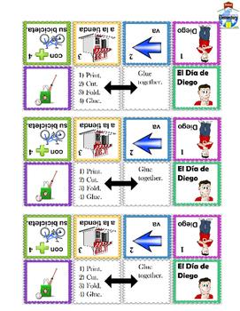 SPANISH: Tiny Reader Mini Book