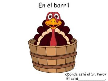 SPANISH Turkey Gobble Gobble
