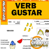 SPANISH: VERB GUSTAR