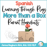 SPANISH VERSION More Than a Box: Learning Through Play Par