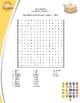 SPANISH: VOCABULARIO (15 WORD SEARCH PUZZLES)