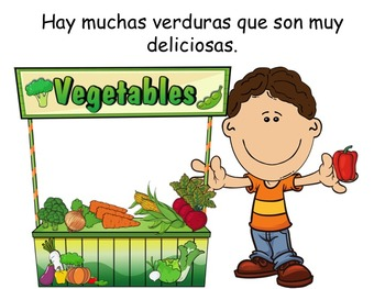 SPANISH Vegetables