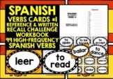 SPANISH VERBS (1) - PRACTICE & REVISION - 99 VERBS