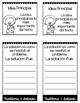 SPANISH Version: Story Elements Flip Book - Written Version
