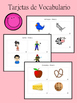 SPANISH Vocabulary Resource & Progress Monitoring Packet f