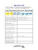 SPANISH WORKSHEETS! - Calendar & Weather