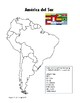 SPANISH WORKSHEETS! - Spanish-Speaking Countries of the World