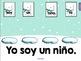 SPANISH Winter Sentence Builders for the SMARTboard - Kindergarten/1st Grade