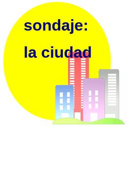 SPANISH city surveys