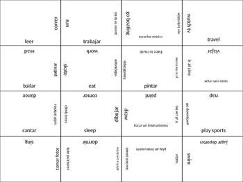 SPANISH pastimes jigsaw puzzle